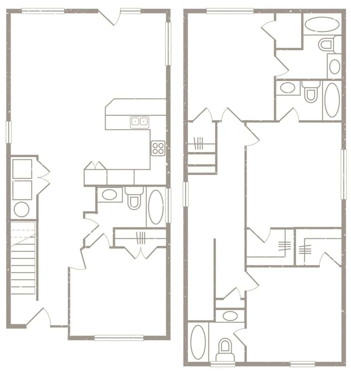 4 Bedroom Floorplan 3