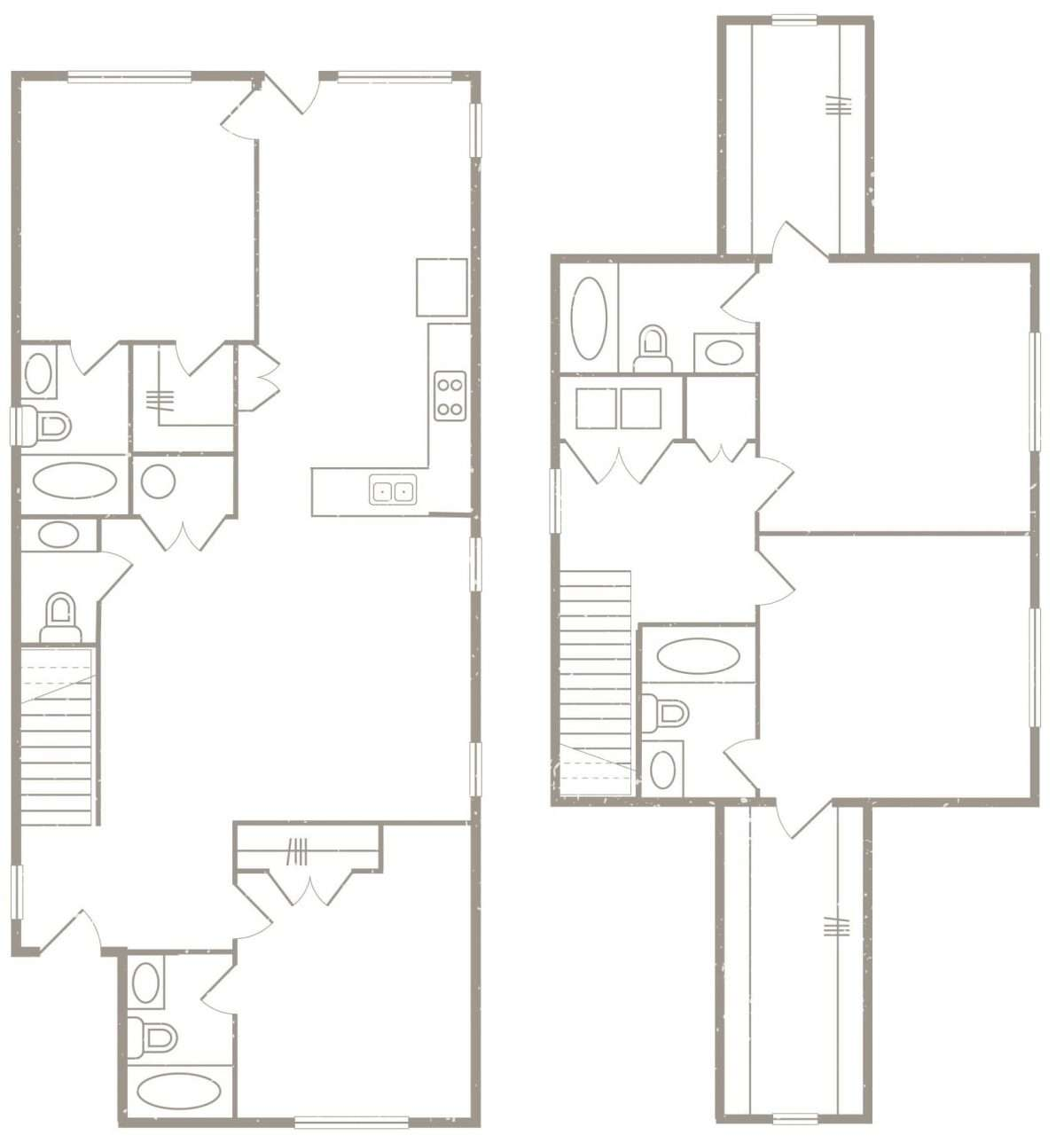 4 Bedroom Floorplan 4