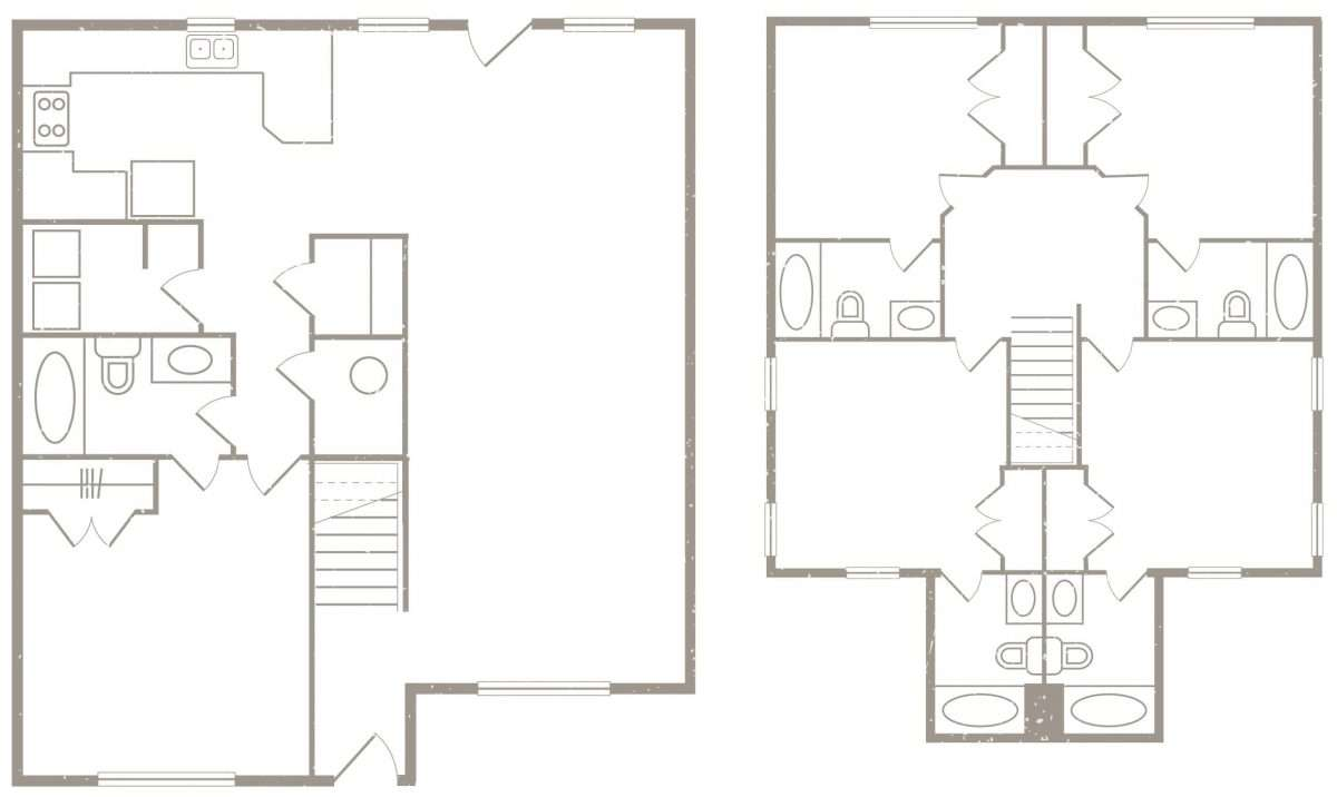5 Bedroom Floorplan